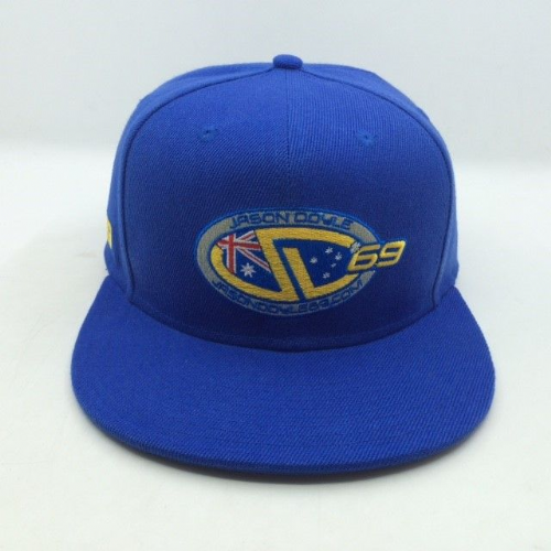 JD 69 Snap-back Cap BLUE